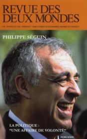 Hommage a Philippe Seguin - Couverture - Format classique