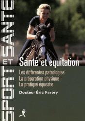 Sante et equitation - Couverture - Format classique