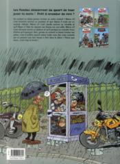 Les fondus de moto T.4 - 4ème de couverture - Format classique