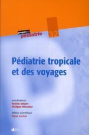 Pediatrie tropicale et des voyages - n 32 - Couverture - Format classique