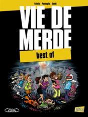 Best of vie de merde - Couverture - Format classique
