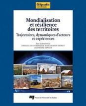 Mondialisation et résilience des territoires - Couverture - Format classique