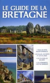 Guide de la Bretagne - Couverture - Format classique