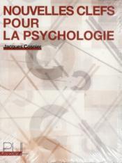 Nouvelles Clefs Pour La Psychologie - Couverture - Format classique