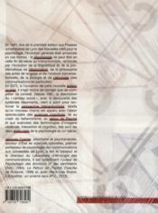 Nouvelles Clefs Pour La Psychologie - 4ème de couverture - Format classique