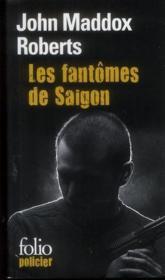 Les fantômes de Saigon - Couverture - Format classique