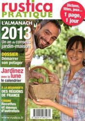 telecharger Rustica pratique – almanach 2013 livre PDF en ligne gratuit