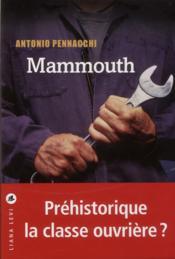 Mammouth - Couverture - Format classique