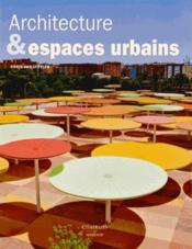 Architecture et espaces urbains - Couverture - Format classique