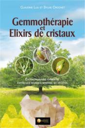 Gemmothérapie et élixirs de cristaux - Couverture - Format classique