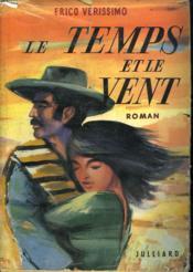 Le Temps Et Le Vent. - Couverture - Format classique