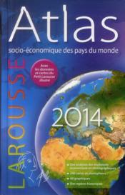 Atlas socio-économique des pays du monde (édition 2014) - Couverture - Format classique