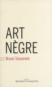 Art nègre - Couverture - Format classique