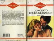 Concerto Pour Une Passion - A Bewitching Compulsion - Couverture - Format classique