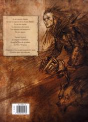 Arawn ; intégrale t.1 ; t.1 à t.3 - 4ème de couverture - Format classique