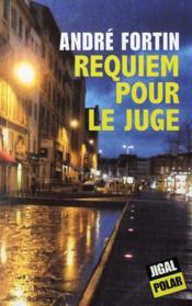 Requiem pour le juge - Couverture - Format classique