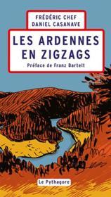 Les Ardennes en zigzags - Couverture - Format classique