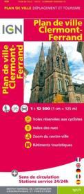 72515 ; Clermont-Ferrand - Couverture - Format classique