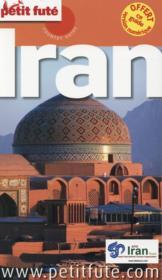 GUIDE PETIT FUTE ; COUNTRY GUIDE ; Iran (édition 2014) - Couverture - Format classique