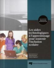 Aides technologiques a l'apprentissage pour soutenir ... - Couverture - Format classique