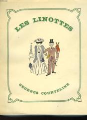 Les Linottes - Lieds De Montmartre - Couverture - Format classique