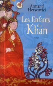 Les enfants du Khan - Couverture - Format classique