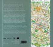 Les plans de Paris ; histoire d'une capitale - 4ème de couverture - Format classique