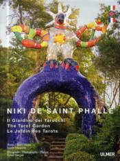 Niki de Saint Phalle ; le jardin des tarots - Couverture - Format classique