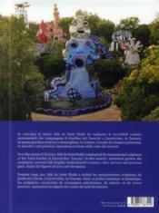 Niki de Saint Phalle ; le jardin des tarots - 4ème de couverture - Format classique