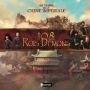 108 rois-démons ; au temps de la Chine impériale - Couverture - Format classique