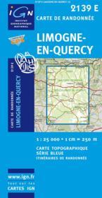 Limogne-en-Quercy - Couverture - Format classique