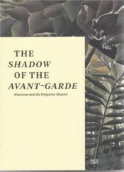 The shadow of the avant garde - Couverture - Format classique