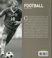 Portraits mythiques du football - 4ème de couverture - Format classique