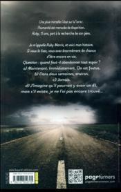 The rain t.1 - 4ème de couverture - Format classique