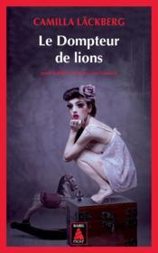 Le dompteur de lions - Couverture - Format classique