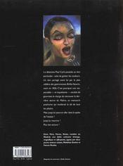 Bouffe et chatiment - 4ème de couverture - Format classique