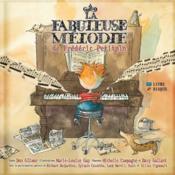 La fabuleuse mélodie de Frédéric Petitpin - Couverture - Format classique