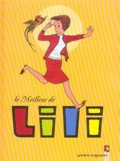 Le meilleur de Lili t.1 - Intérieur - Format classique