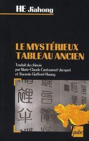 Mysterieux Tableau Ancien (Le) - Intérieur - Format classique