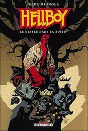 Hellboy t.5 ; le diable dans la boîte - Intérieur - Format classique