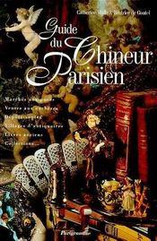 Guide Du Chineur Parisien - Intérieur - Format classique
