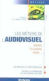Les métiers de l'audiovisuel (6e édition) - Intérieur - Format classique