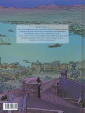 Tigresse Blanche T.2 ; Peau De Pêche Et Cravate De Soie - 4ème de couverture - Format classique