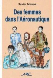 Des femmes dans l'aéronautique - Couverture - Format classique