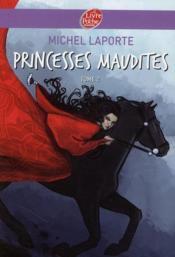 Princesses maudites t.2 ; au-delà des portes d'ivoire - Couverture - Format classique