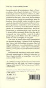 La métaphysique du hors-jeu - 4ème de couverture - Format classique