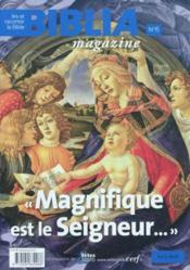 Biblia Mag N?6 : Dieu Est Magnifique - Couverture - Format classique