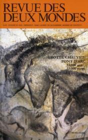 Grotte Chauvet - Couverture - Format classique
