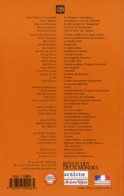 Grotte Chauvet - 4ème de couverture - Format classique