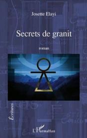 Secrets de granit - Couverture - Format classique